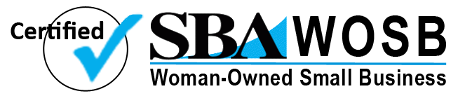 SBA 8(m) Certified Woman Owned Small Business